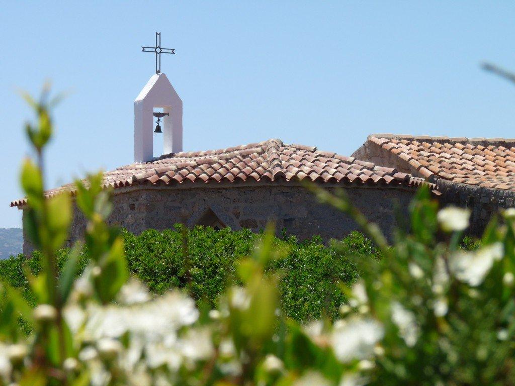 chiesa san silverio aglientu