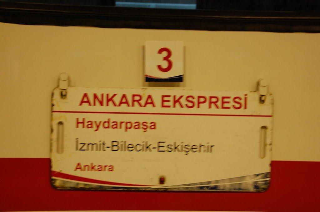 treno da istanbul