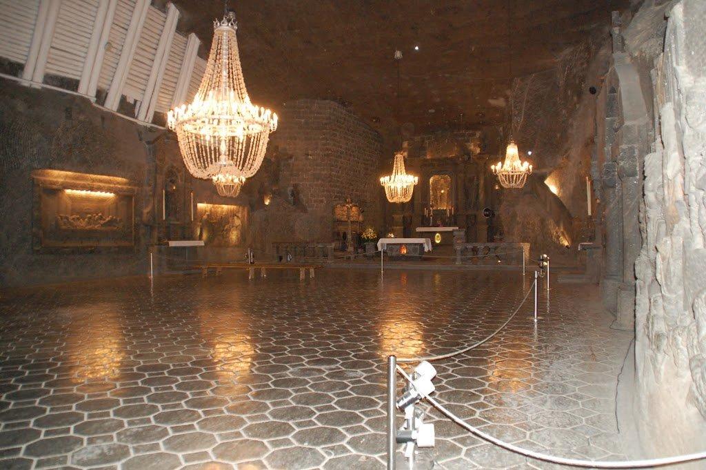 cracovia miniere di sale