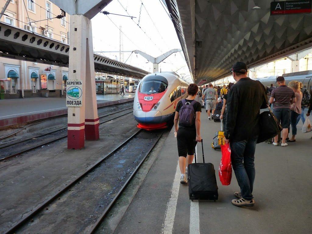 prenotare un treno in russia