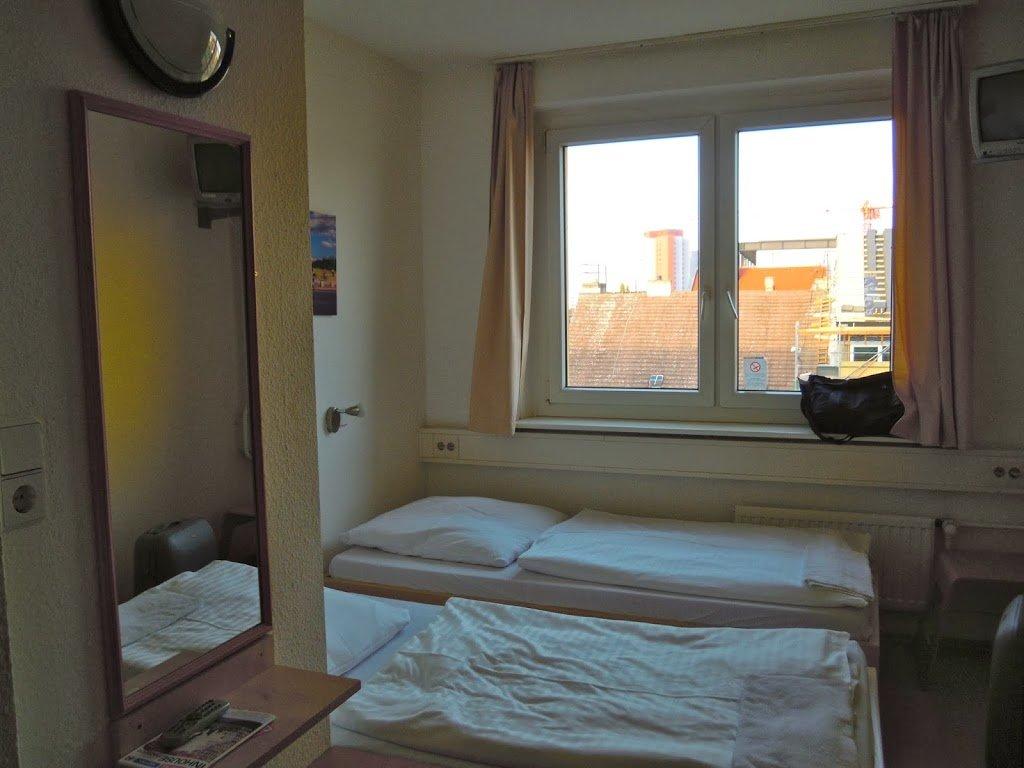 Dormire low cost a Berlino - In viaggio con Fabila