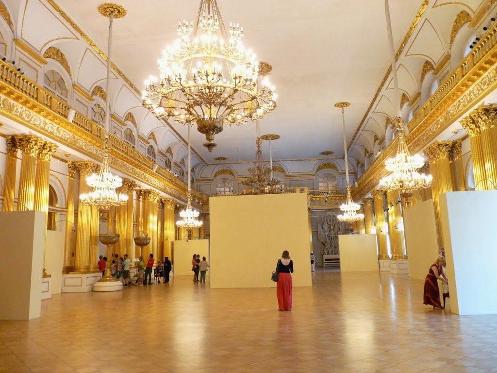 Organizzare la visita all'Hermitage