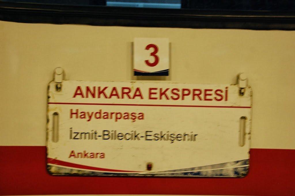 istanbul in treno