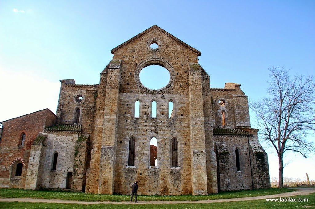 escursione all' abbazia di San Galgano
