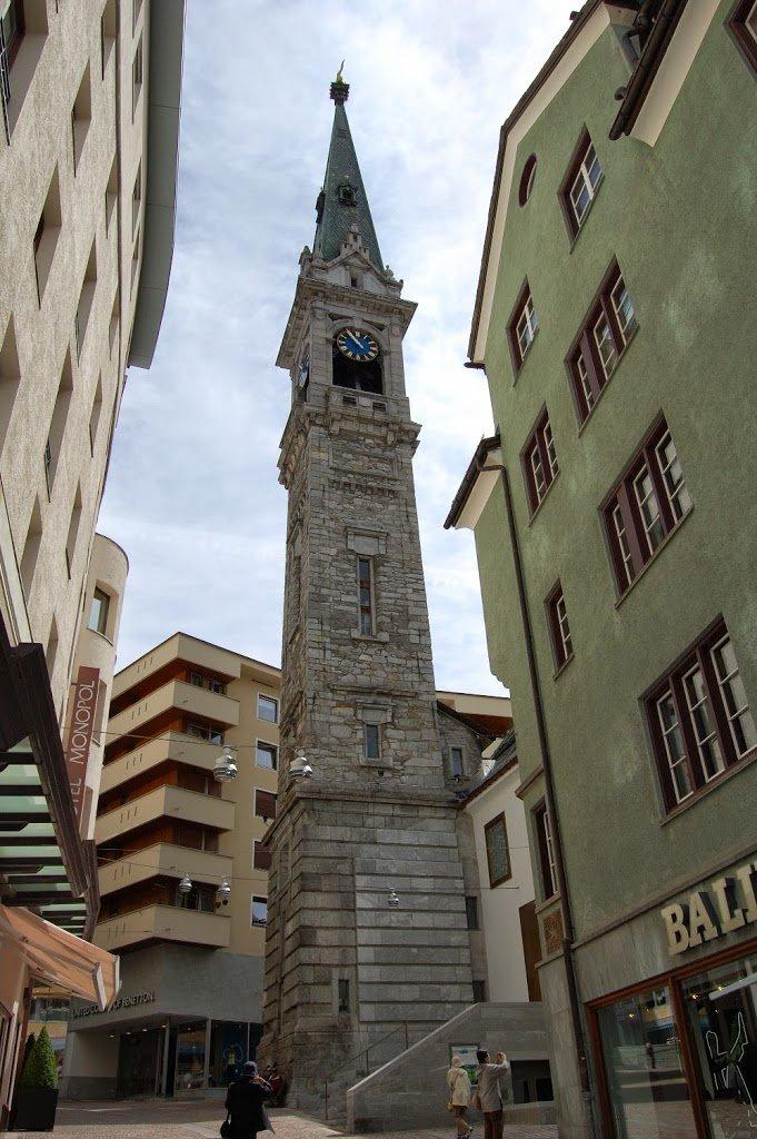 visitare saint Moritz