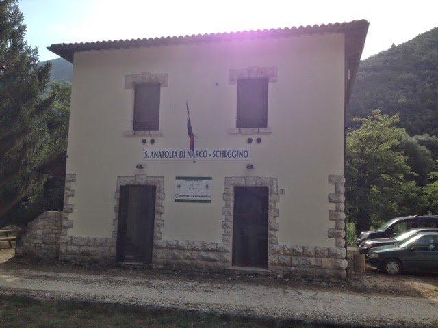 stazione sant'Anatolia di Narco