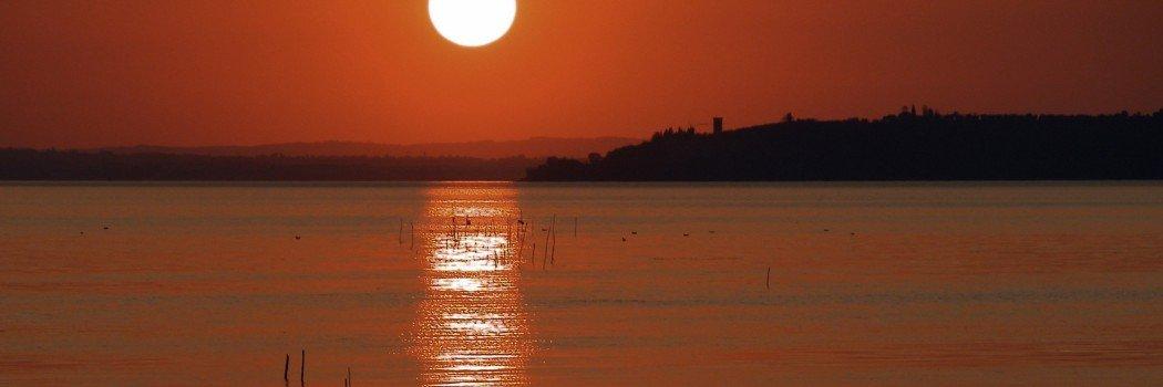 Lago Trasimeno: itinerario sulla sponda orientale