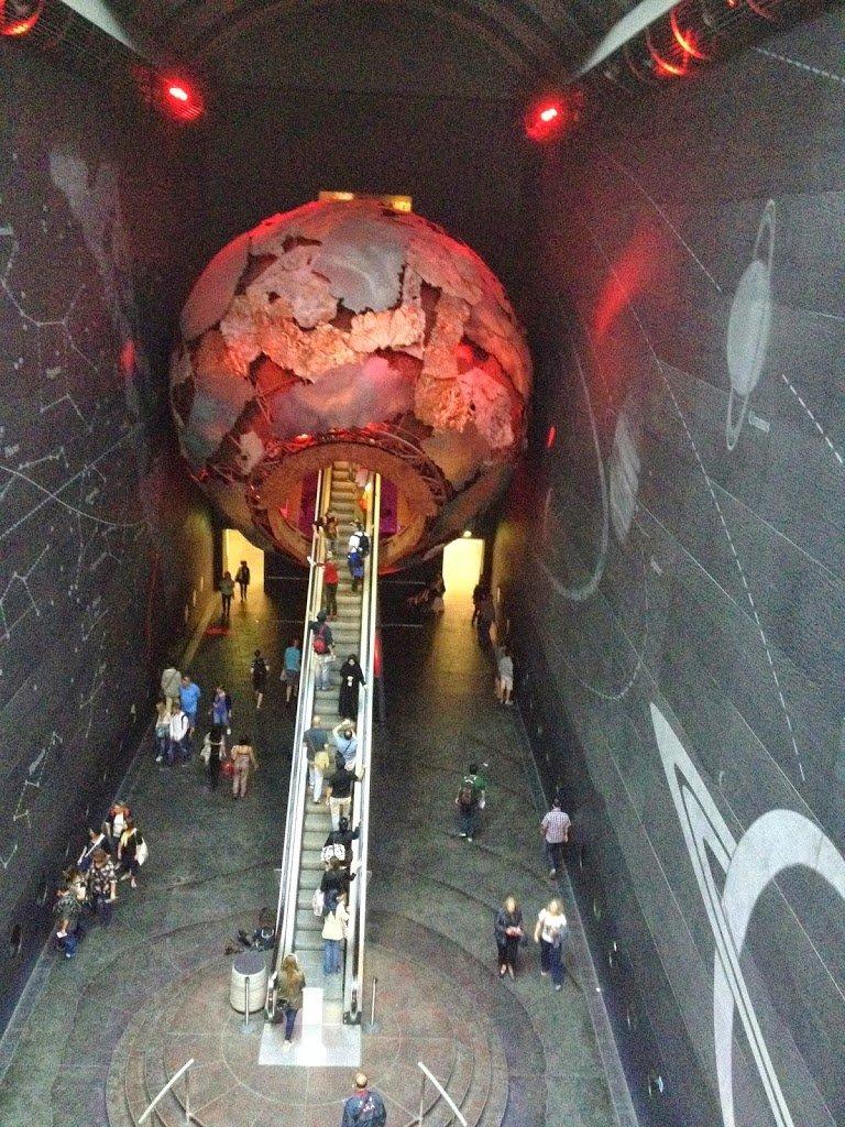 museo storia naturale londra
