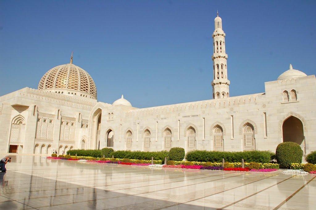 moschea di Muscat