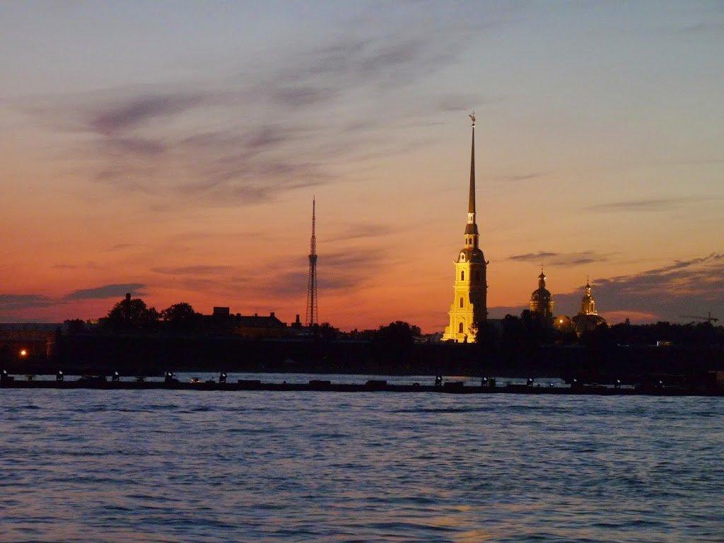 il fiume Neva - fortezza di San Pietro