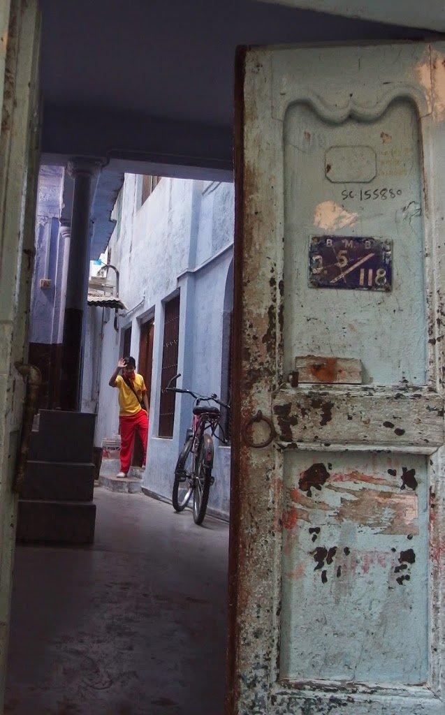 impressioni di un viaggio in india