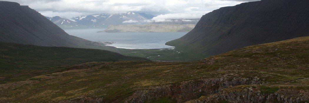 Stykkisholmur,  penisola del Snaffellsnes : porta d'ingresso per i fiordi occidentali