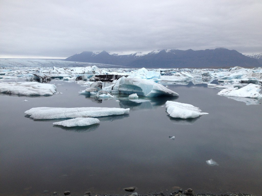 laguna glaciale islanda