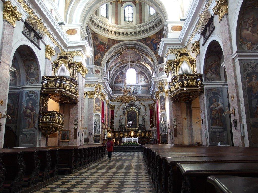 chiesa di san nicola lubiana