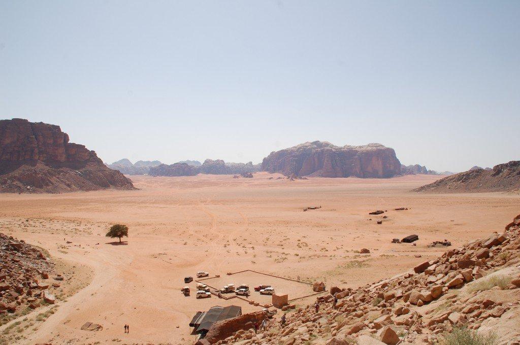 Wadi Rum jeep safari