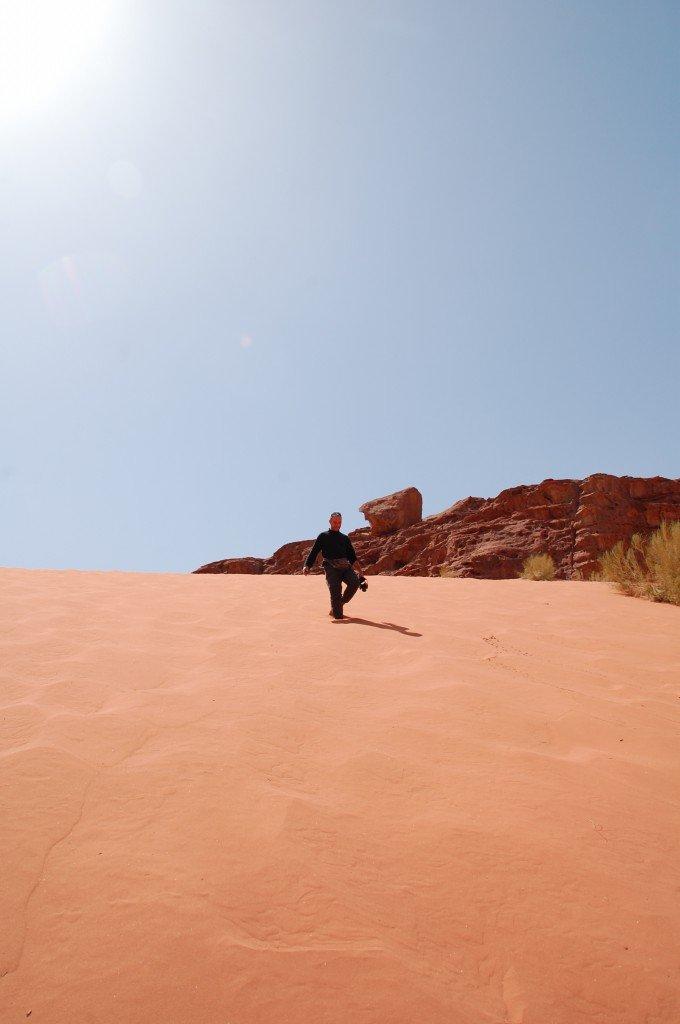 escursione al wadi rum