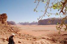 trekking al wadi rum