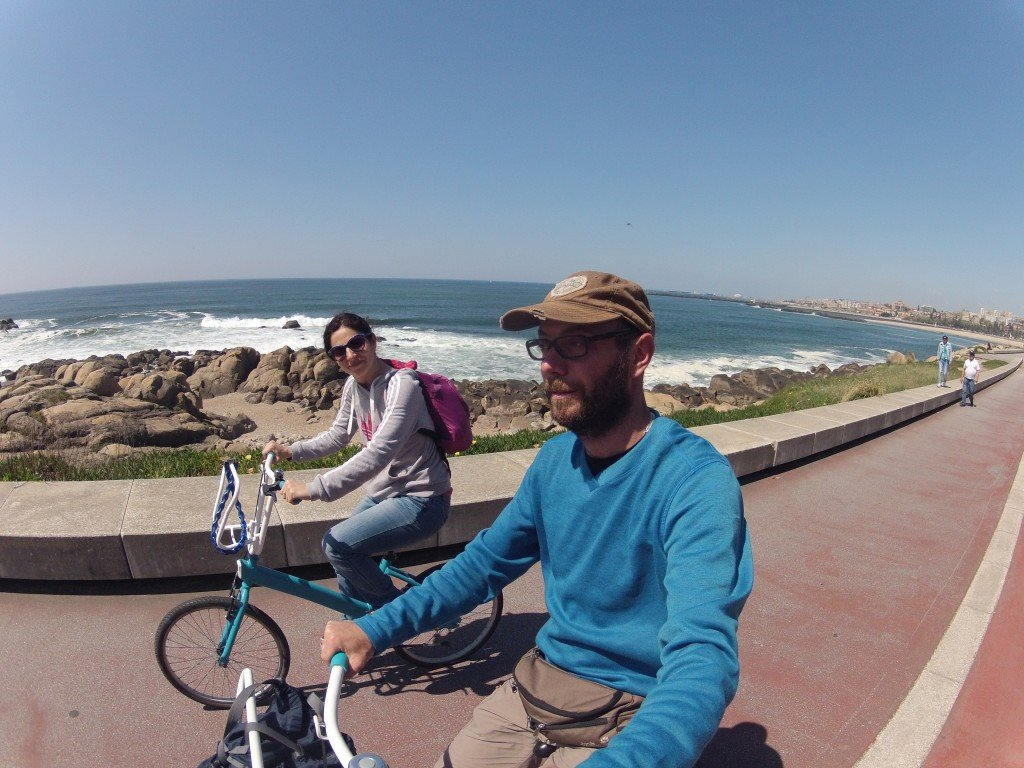 porto in bici