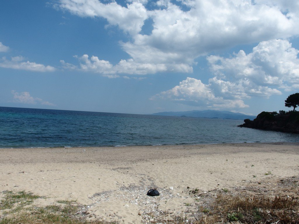 itinerario_nella _Calcidica