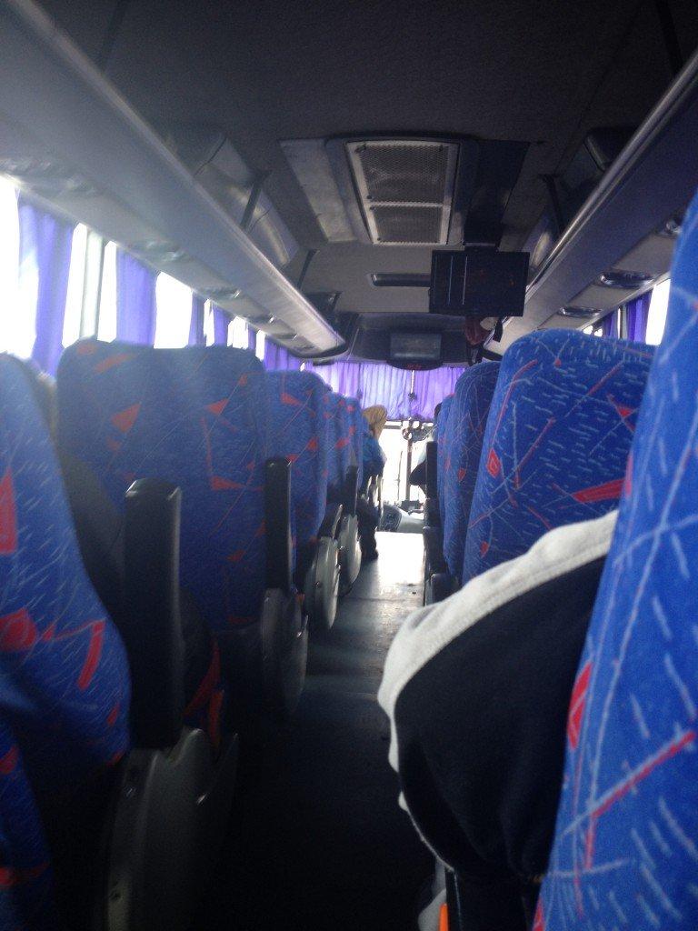 Viaggiare in autobus in Argentina