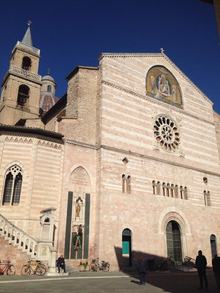 Foligno, Assisi, Spello e Bevagna in due giorni