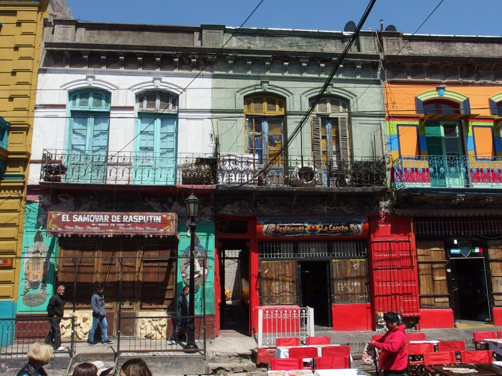 cose da fare gratis a Buenos Aires