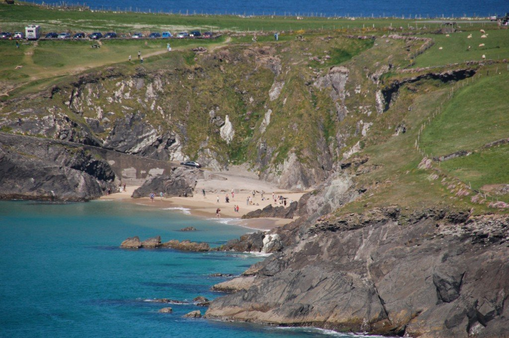 irlanda on the road:penisola di Dingle