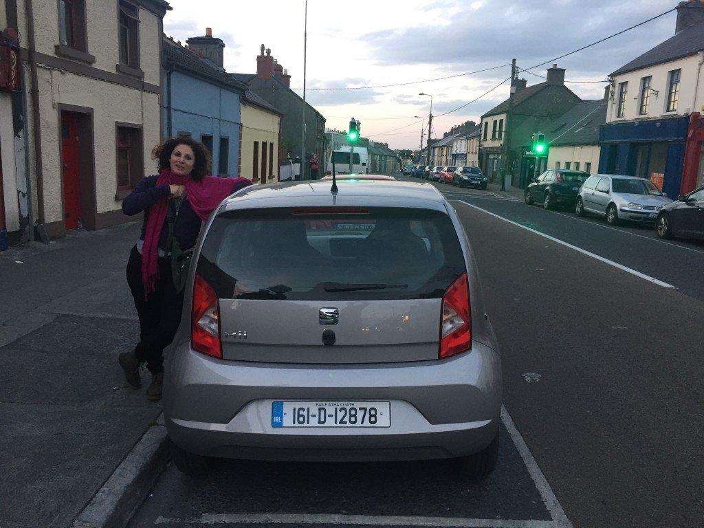guidare in Irlanda