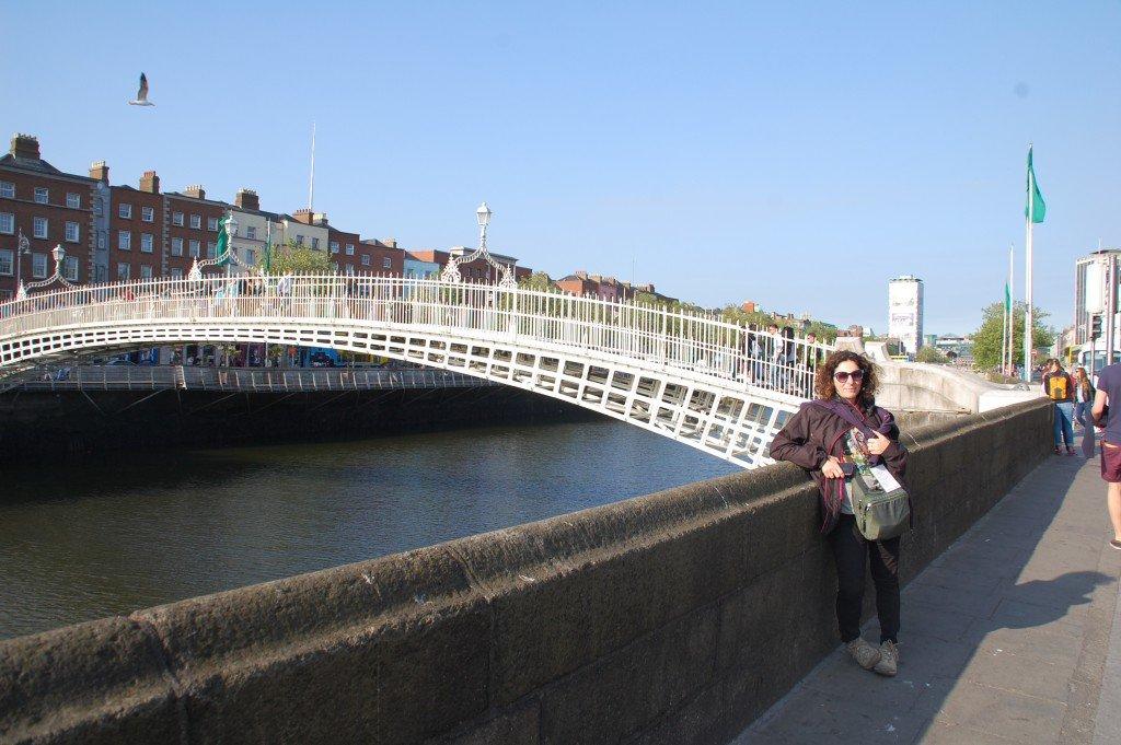 Itinerario a piedi a Dublino