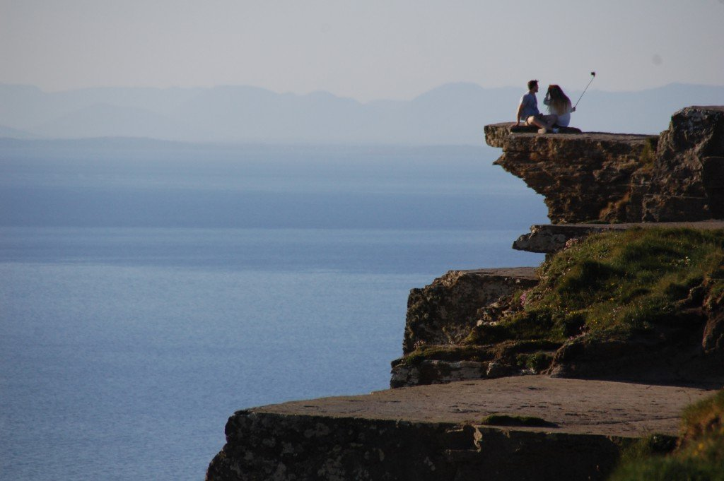 visitare Cliffs of Moher