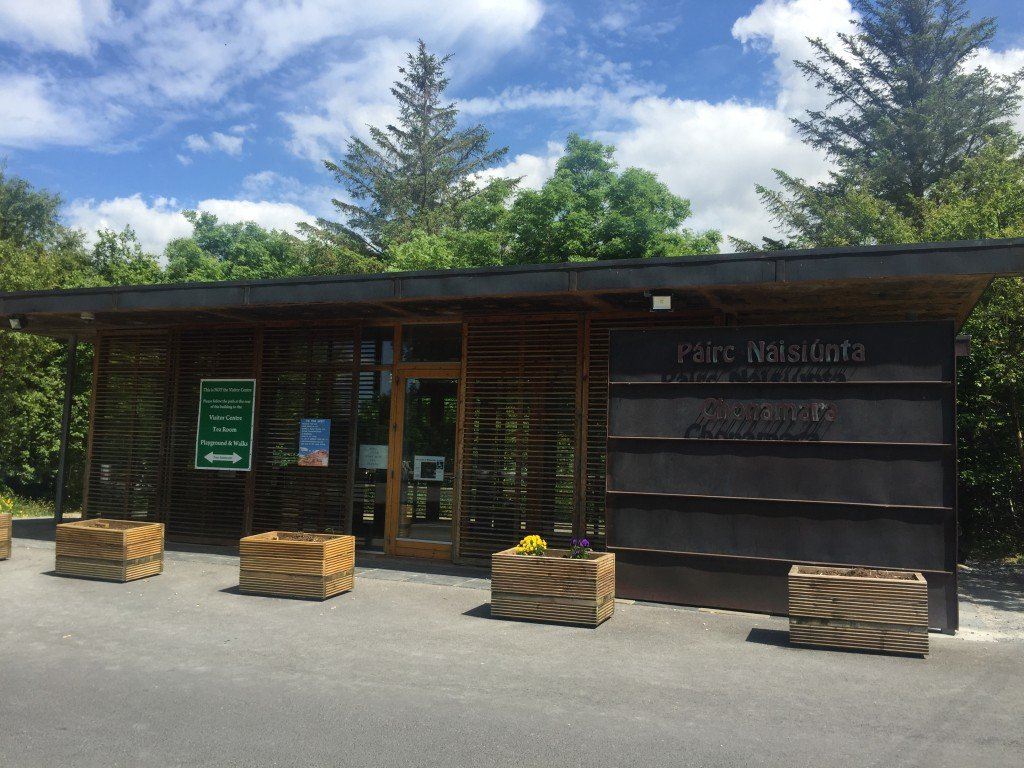 visitor centre Connemara Nationa Park