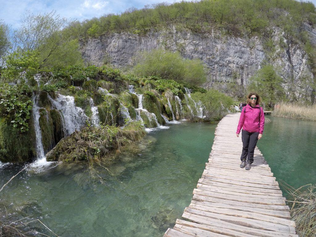 plitvice trekking