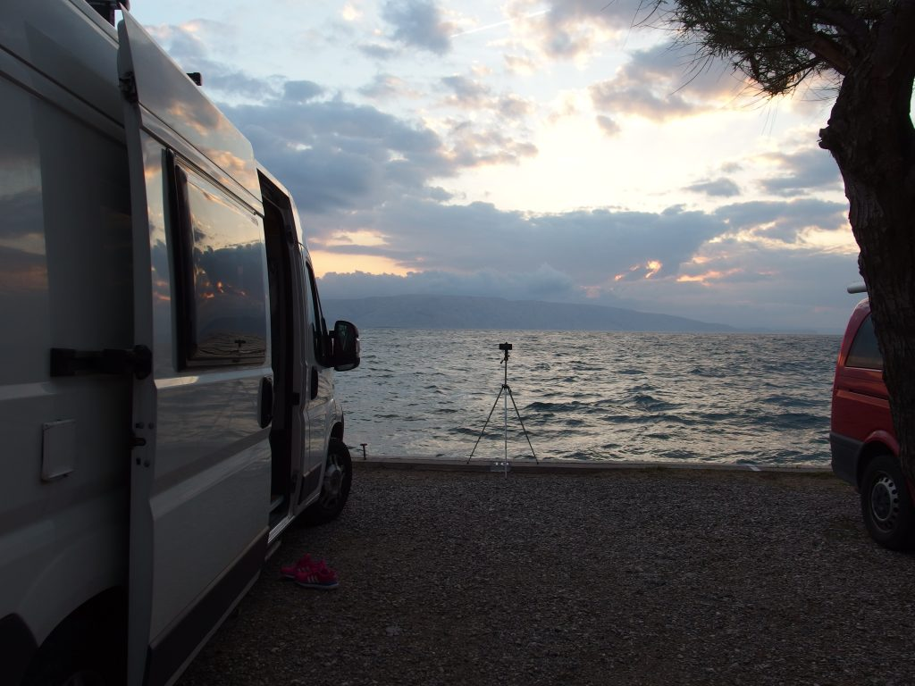 Croazia in camper
