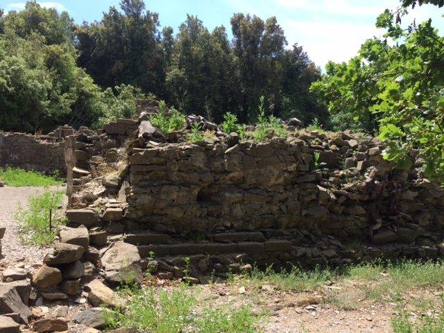 Piombino Toscana: promontorio