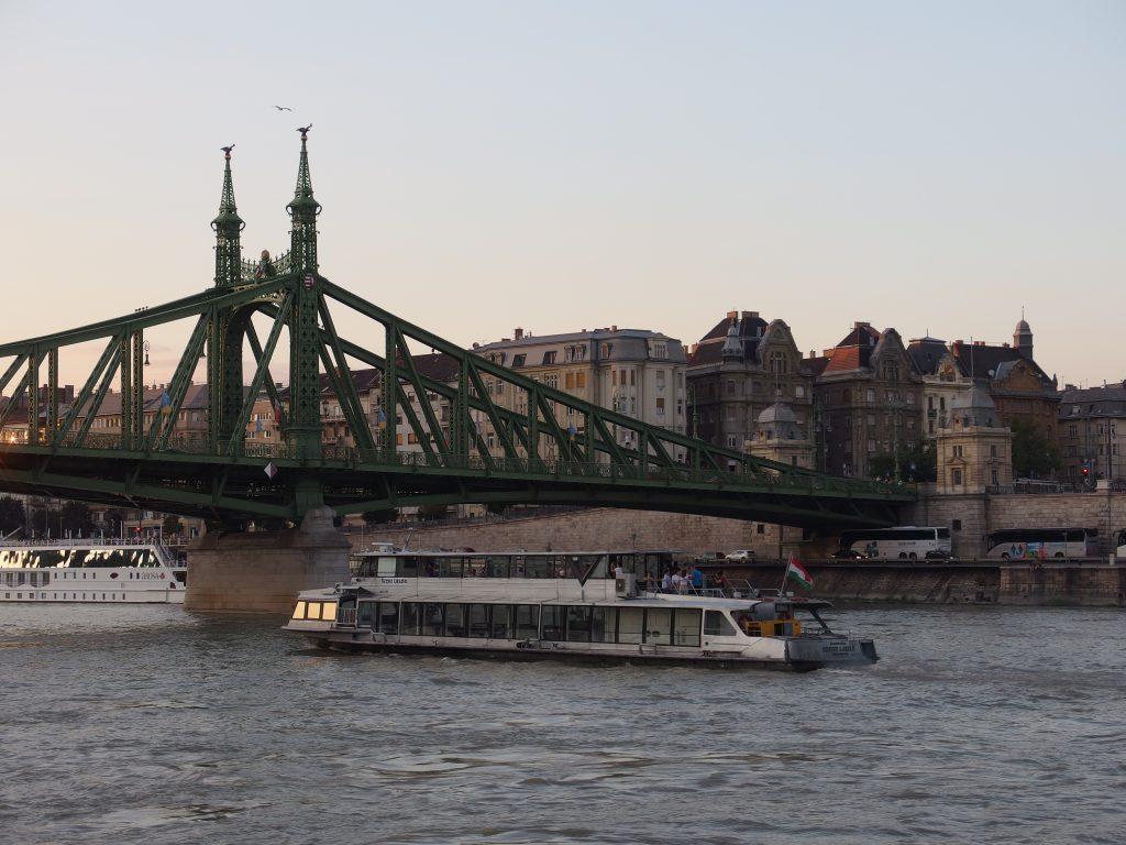 Visitare Budapest