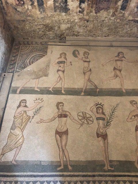 Piazza Armerina mosaici