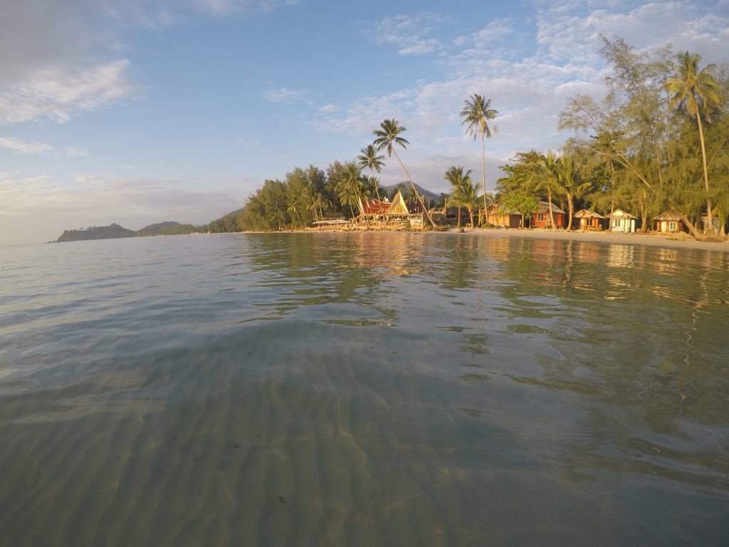 Koh Chang Spiagge