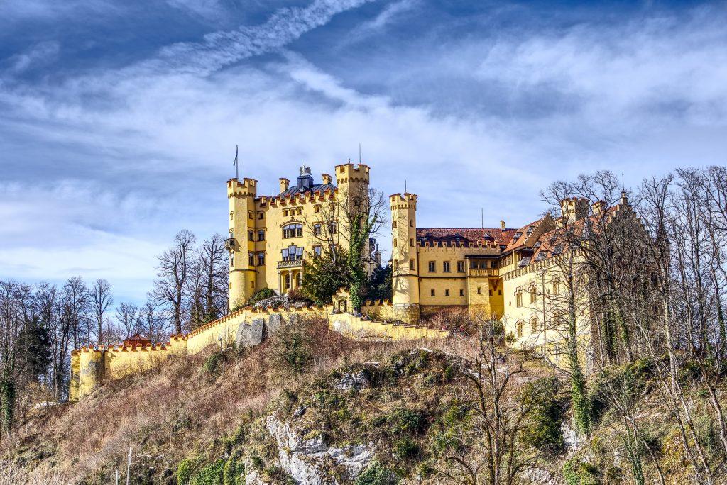 hohenschwangau castello