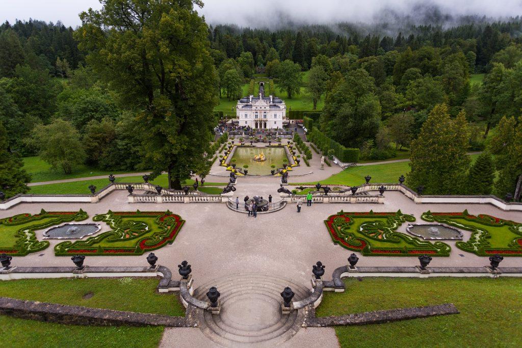 linderhof castello