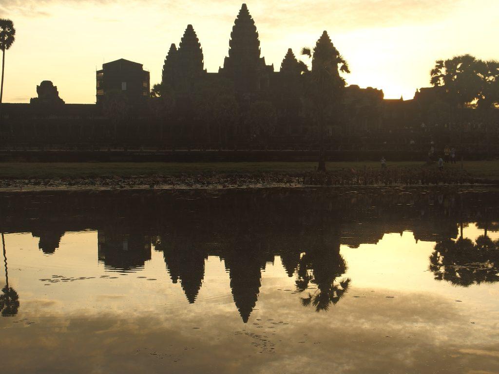 Cambogia itinerario