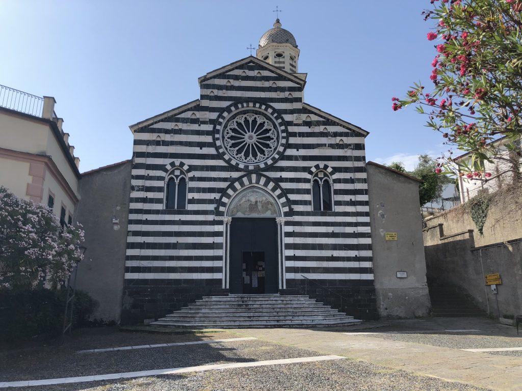 Levanto chiesa